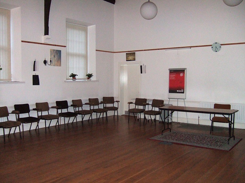 Community Hall available for hire in the Pastoral Centre, Letterkenny, Co. Donegal, Ireland