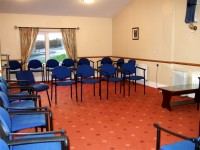 Large meeting room available for hire in the Pastoral Centre, Letterkenny, Co. Donegal, Ireland
