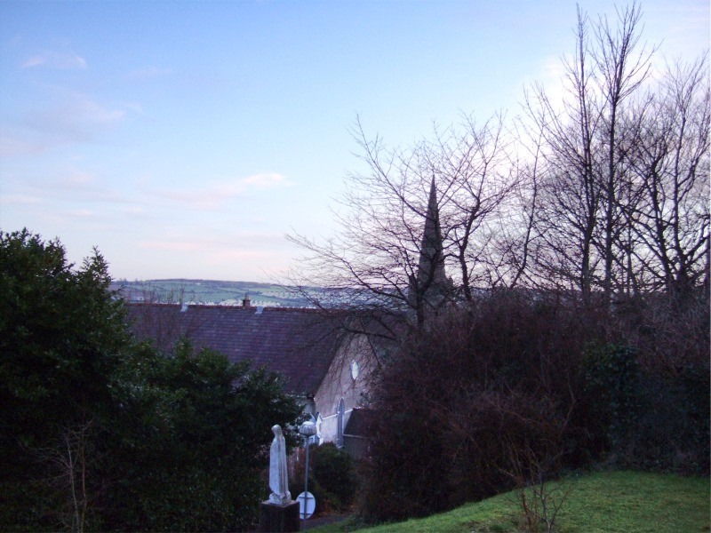 View from Pastoral Centre, Letterkenny, County Donegal, Ireland